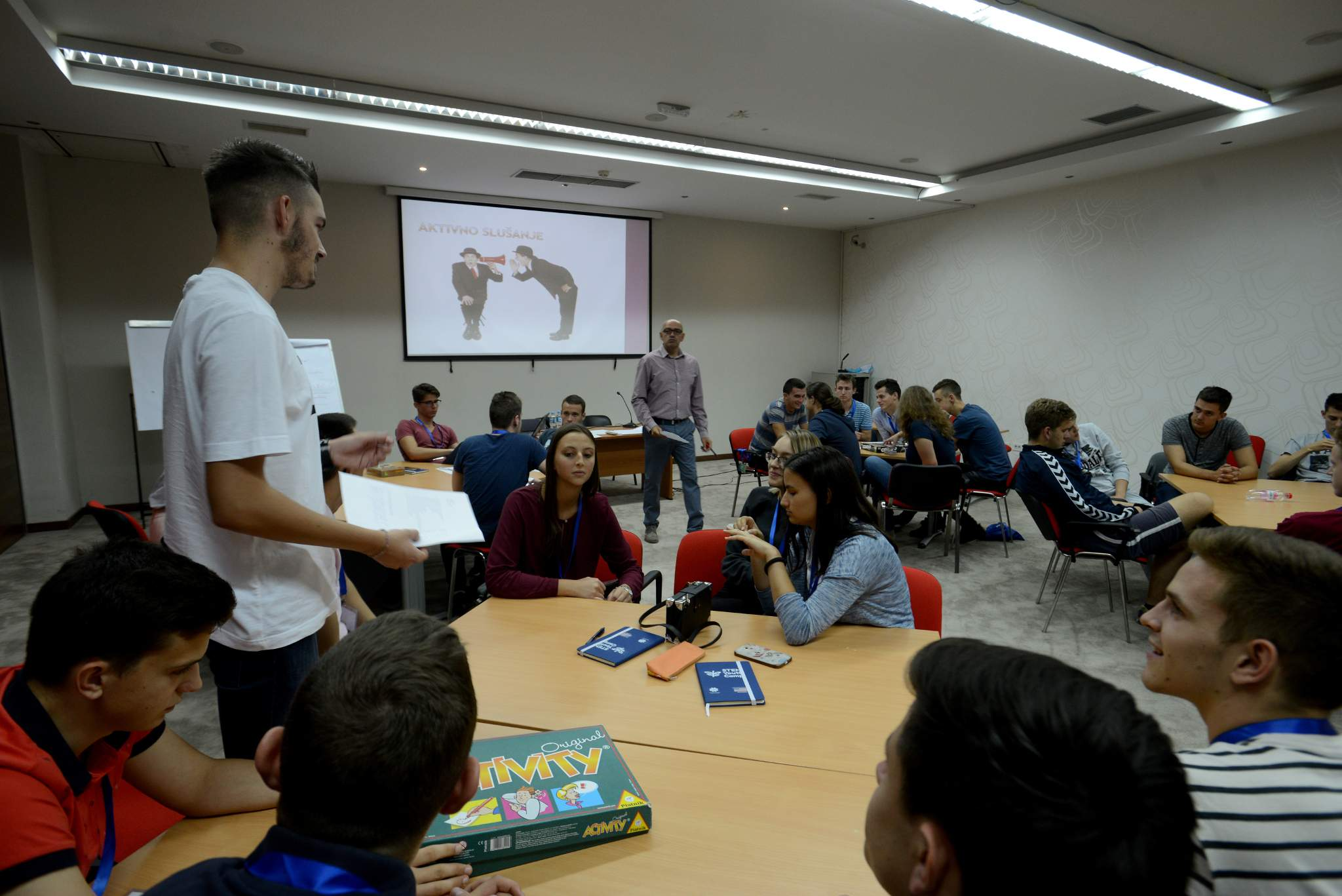 STEM Youth Camp - Pregled i utisci - slika 1.jpg - STEM Youth Camp 2018 - Pregled i utisci